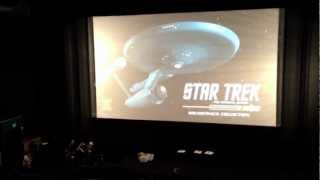 """8 Songs from 3 Episodes of Star Trek"" featuring Gerald Fried"