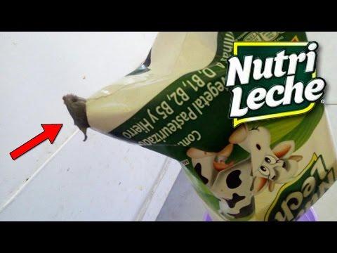 ►Los SECRETOS De NUTRILECHE | ¿NO Es Leche Realmente?