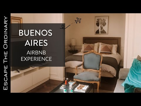 Buenos Aires, Argentina Hotels Or AirBNB?