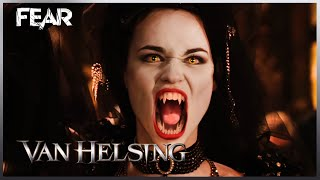 Dracula's Masquerade Ball | Van Helsing (2004)