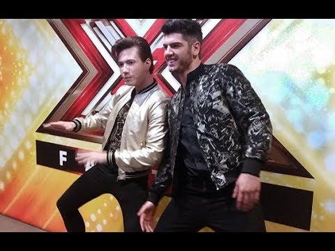 Berta Dániel & Gulyás Roland Duett X Faktor 2017   Say Say Say