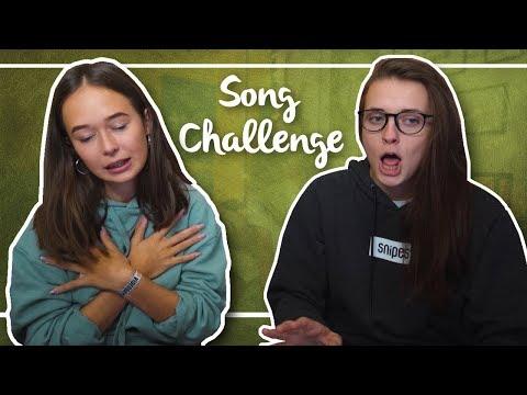 Song Challenge mit Laura Sophie | Annikazion