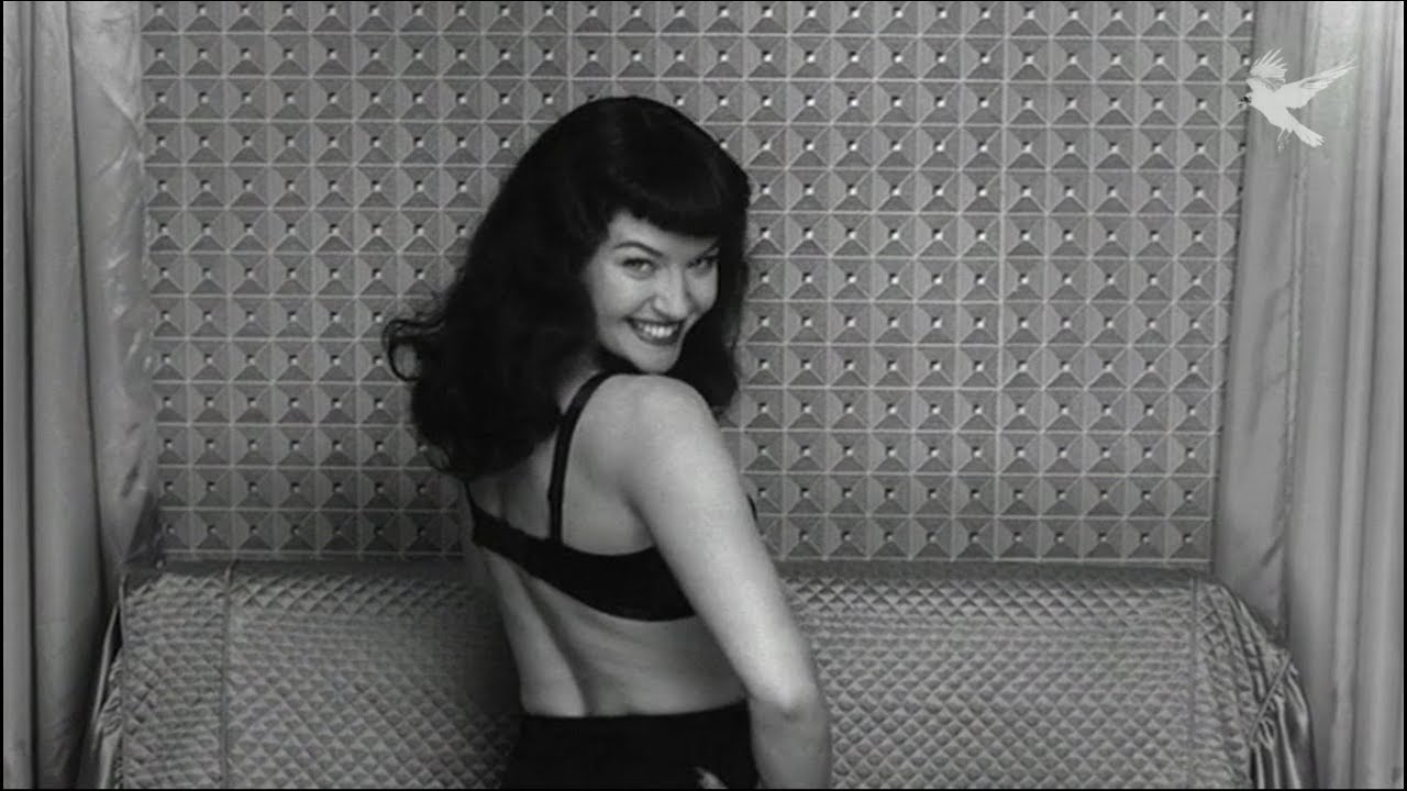 Bettie Page Hd the notorious bettie page (2005) gretchen mol