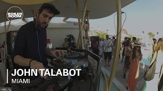 John Talabot Boiler Room DJ Set