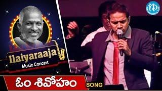 Om Shivoham Song -  Maestro Ilaiyaraaja Music Concert 2013 - Telugu - New Jersey, USA
