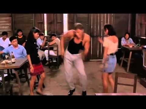 Van Damme Ona Tanczy dla mnie