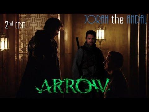 Arrow - You Have Failed This City Medley (Villains Soundtrack) Second Edit
