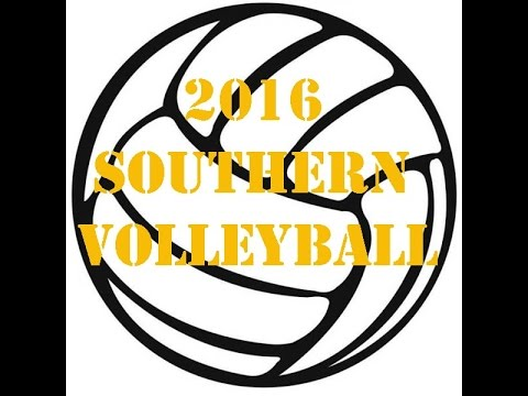2016 SOUTHERN REGIONAL VOLLEYBALL