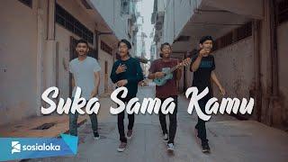 Download lagu D'Bagindas - Suka Sama Kamu (Cover by Sebaya Project)