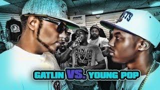 Battle Rap | Yung Pop vs Beazt Gatlin (Kracc City/Death Certificate | AHAT WestCoast Hiphop