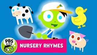 🐮 Old MacDonald Had a Farm | Nursery Rhymes | PBS KIDS