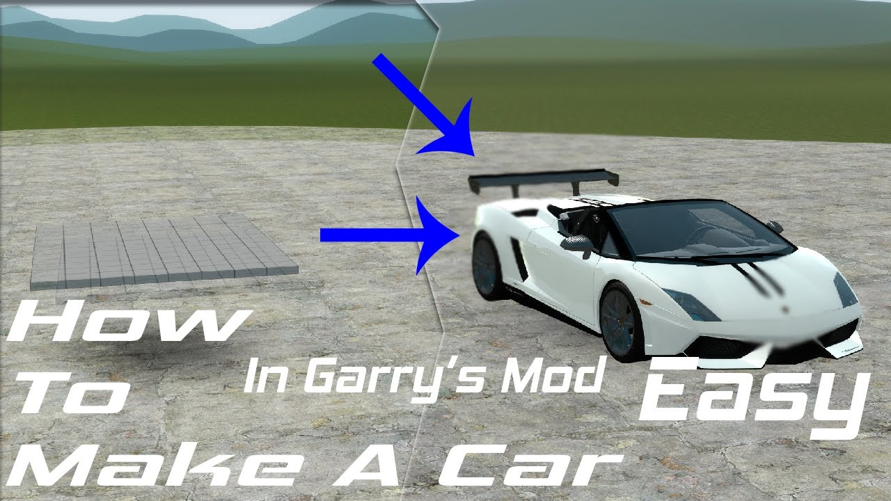 How to make a car in Garrys Mod 89