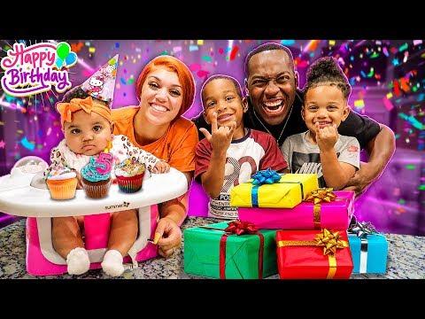 NOVA'S 5 MONTH BIRTHDAY PARTY