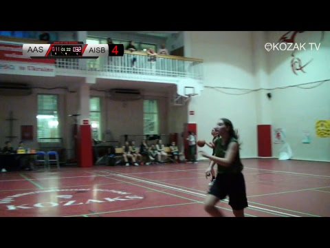 AISB Vampires vs AAS Moscow