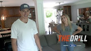 THE DRILL   Ryan Strome at Home