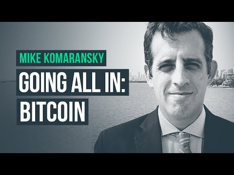 Fixed Income Trader Early To Bitcoin · Mike Komaransky