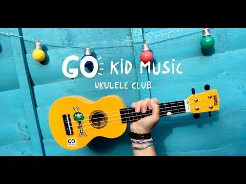Go Kid Music Online Ukulele Lessons For Kids Families Youtube
