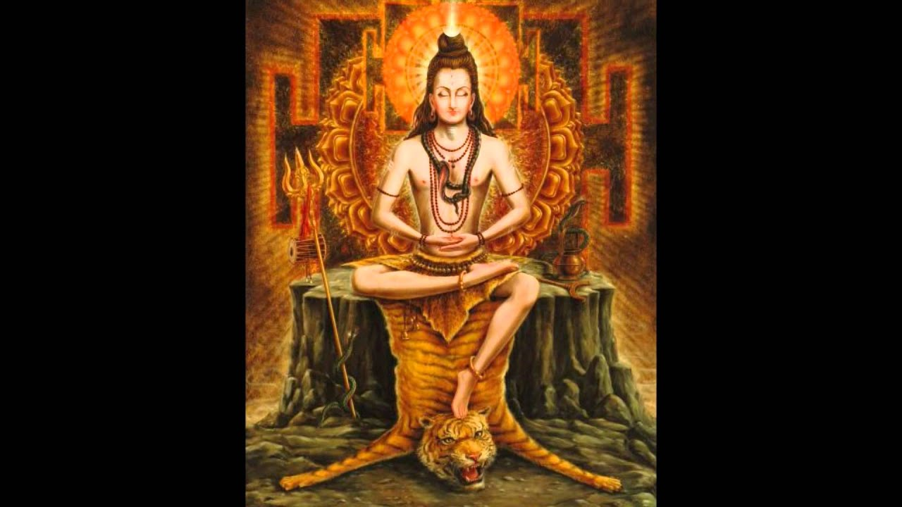 Rudra Mantra for Shiva