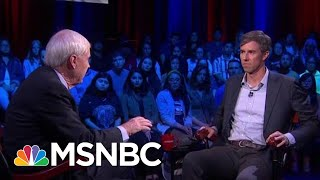 Beto O'Rourke On PACs, Special Interests: We've Got To Return To People | Hardball | MSNBC