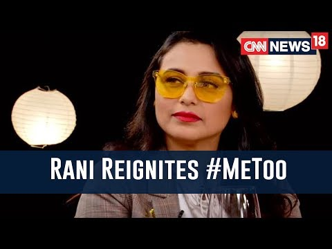 Rani Mukherji Puts Onus On Women Over #MeToo, Gets Trolled For Her Views