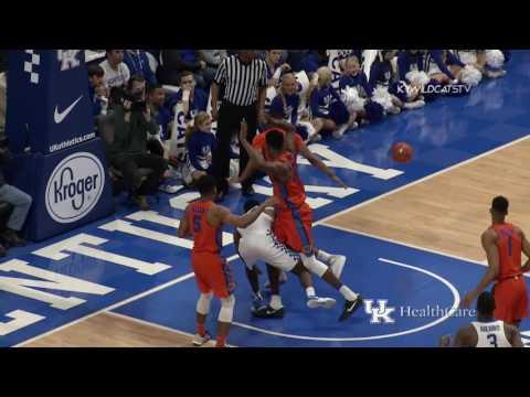 MBB: Kentucky 76, Florida 66