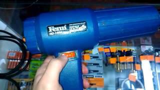 видео купить строительный фен