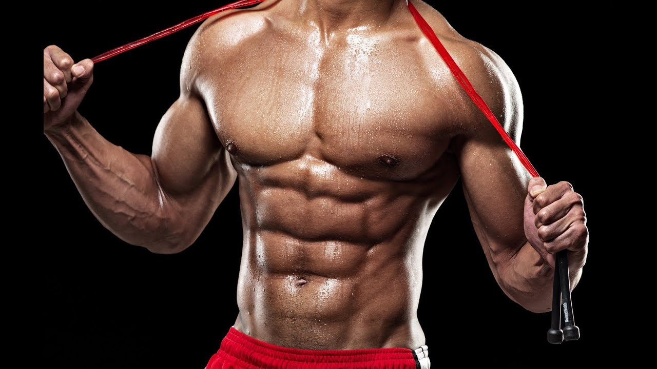 men six muscle abs pack with Massive