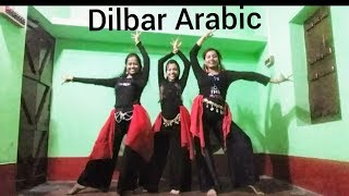Dilbar Dilbar Arabic version | Fnaire ft. Nora Fatehi | URP DANCE |
