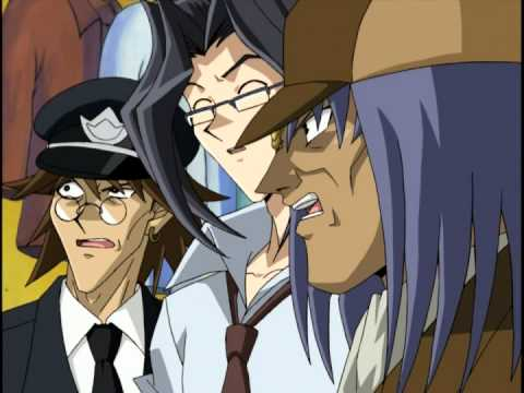 Yu-Gi-Oh! GX- Season 1 Episode 39- The Dark Scorpions