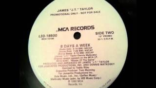 "James ""J.T."" Taylor - 8 Days A Week (House Dub)"