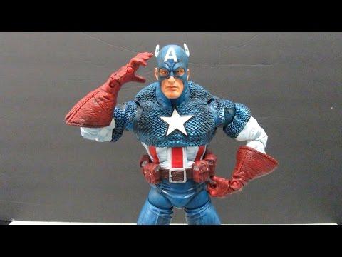 Marvel Legends Review: Icons Captain America