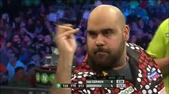 9 DARTER KYLE ANDERSON - PDC EUROPEAN CHAMPIONSHIP 2017