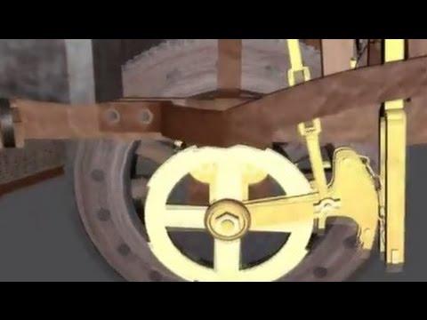 Reconstitution historique en 3D du Fardier de Cugnot