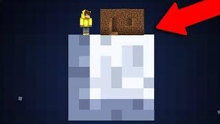 UZAY'DA YENİ EVİMİ YAPTIM! - Minecraft