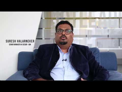 How to be a successful UI/UX designer | Suresh Halarnekar | IBM