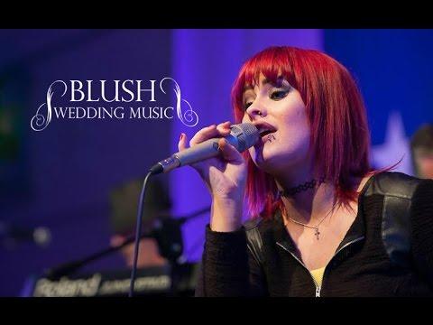 Blush Wedding Band Ireland