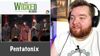 "Pentatonix | ""What Is This Feeling?"" NBC's A Very Wicked Halloween 