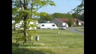 Stowford Farm Meadows Caravan Site in Devon
