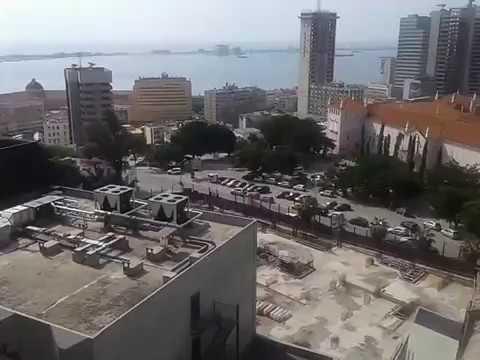 Luanda's city.