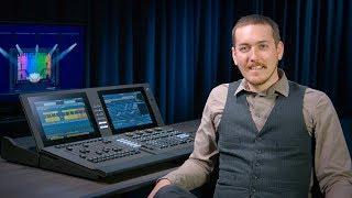 видео Программируемые светодиодные этикетки