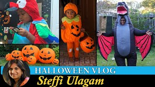 Halloween Vlog in Tamil | Shopping and house decorations