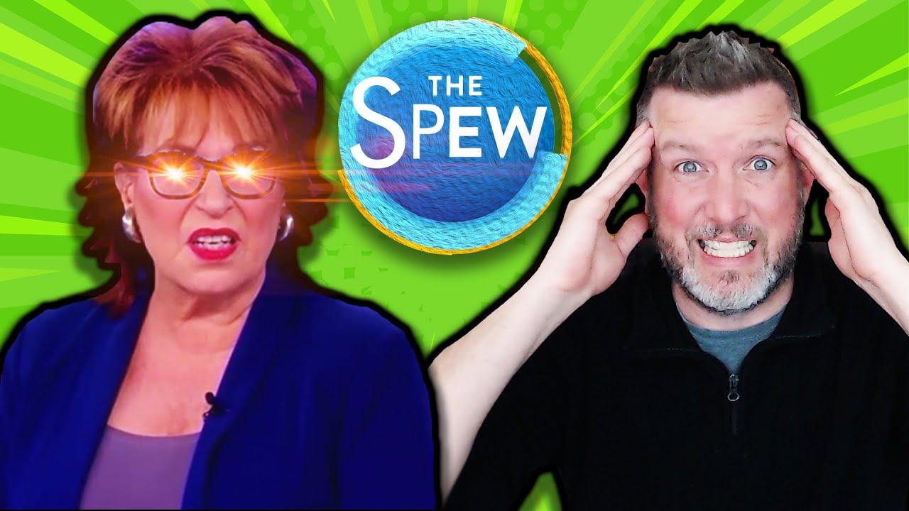 The Spew: Joy Behar Blatantly Lies to Smear Lockdown Protesters