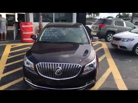 2015 Buick LaCrosse leather group RP6410