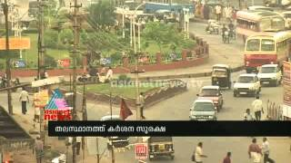 New Year Celebrations: Police for tight security in Thiruvananthapuram
