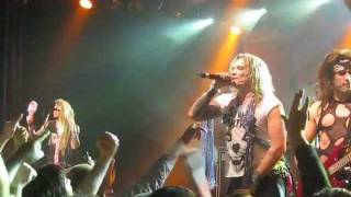 Steel Panther - Comunity Property - Vancougar