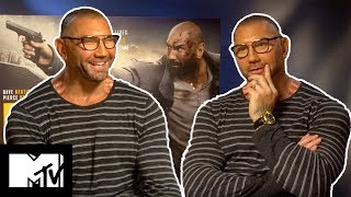 Dave Bautista Wants A DRAX GUARDIANS OF THE GALAXY SPINOFF | MTV Movies