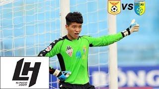 Phí Minh Long  (Hà Nội T&T) vs Nam Định  (Tứ Kết cúp quốc gia 2016)