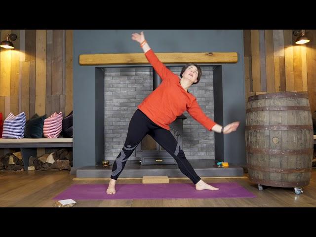 Holiday Yoga Series | 5 | Uttanasana Sequence