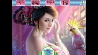 Hot Fantasy Girls Hidden Stars Video Walkthrough