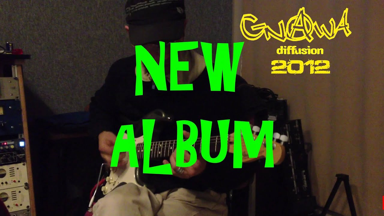 album gnawa diffusion 2012
